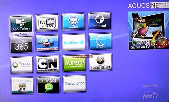 Como atualizar o firmware em uma TV Sharp Aquos