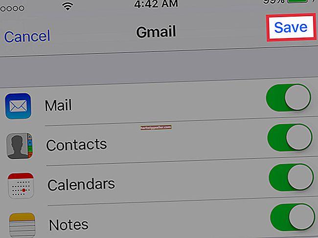 É possível configurar duas contas de e-mail em um iPhone?