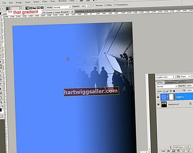 Como fazer esmaecimento de uma imagem no Photoshop CS5