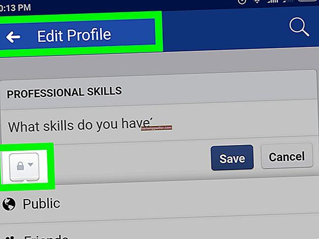 Como tornar seu perfil do Facebook inacessível para todos