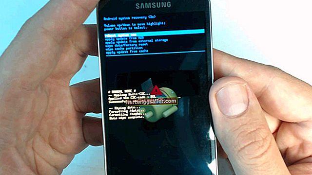 Como realizar uma reinicialização forçada em um Samsung Galaxy S2