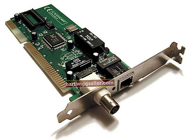 Qual é a função de uma placa Ethernet?