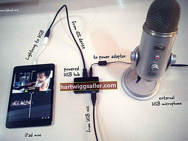 O iPad tem microfone?