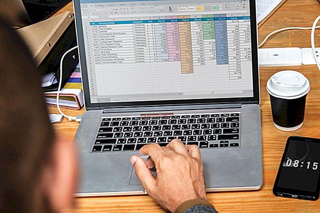 Como criar um banco de dados pesquisável no Excel