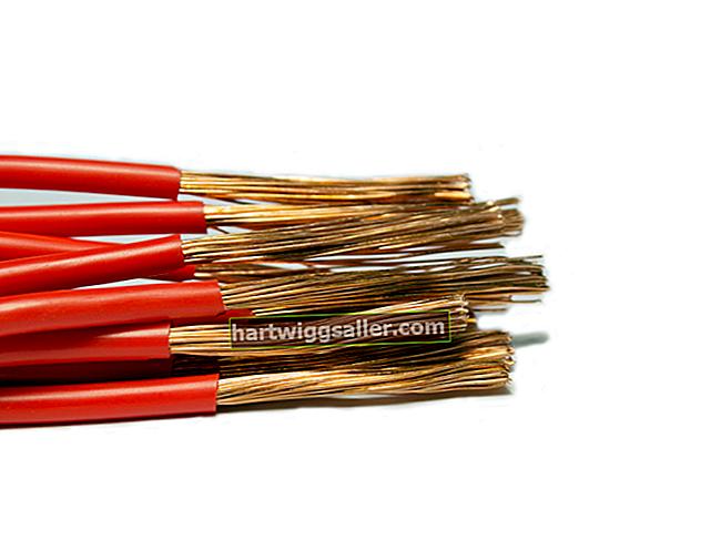 Paano Magbenta ng Copper Wire
