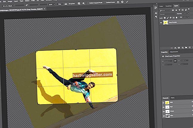 Paano i-flip ang isang Imahe sa Photoshop