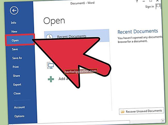 Como importar documentos XPS para o Word