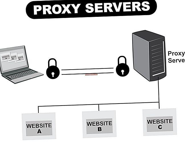Como ignorar um servidor proxy em uma LAN