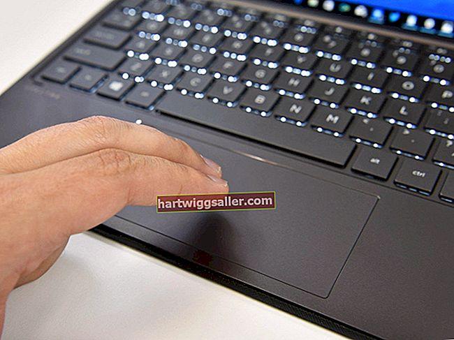 Como ativar e desativar um touchpad HP