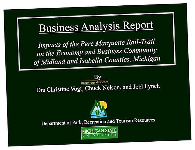 Exemplos de formatos para um relatório de negócios