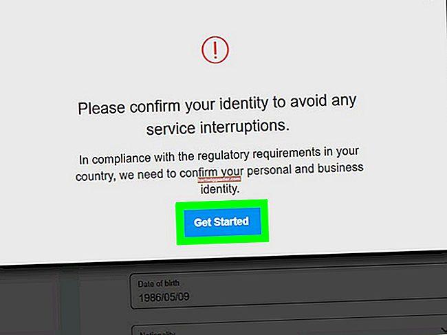 Como confirmar minha conta bancária no PayPal.com