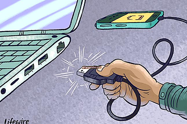 Como reativar uma porta USB