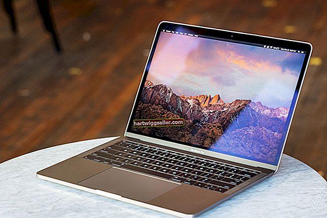 O tamanho de um MacBook