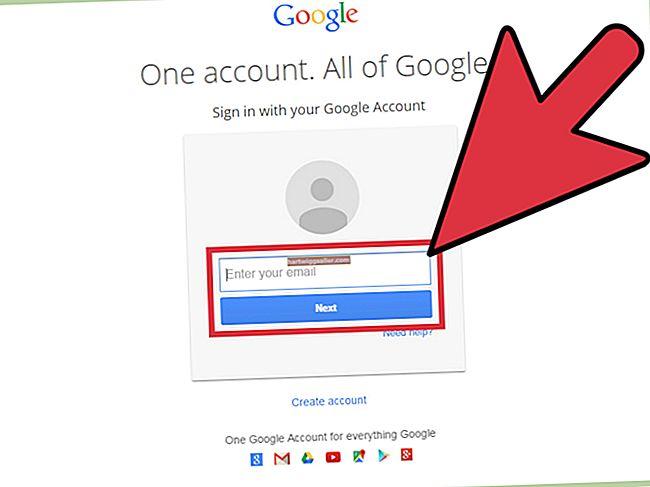 Como obter um número de telefone do Gmail