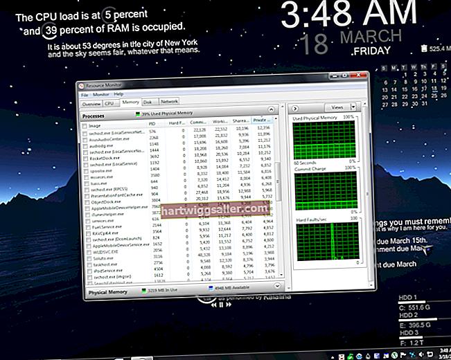Minimizando o uso de RAM no Windows 7