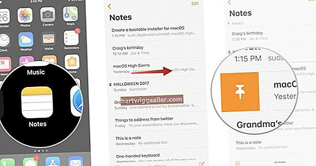 Como desfazer no aplicativo Note no iPhone