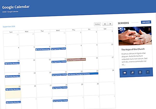 Como fazer um calendário editorial no Google Docs