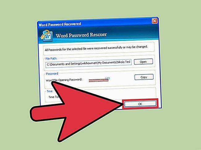 Como ignorar a senha de um documento do Microsoft Word