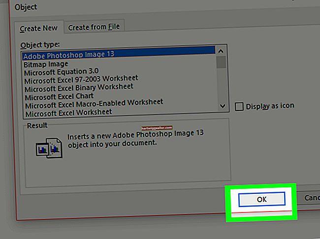 Como incorporar objetos no MS Word